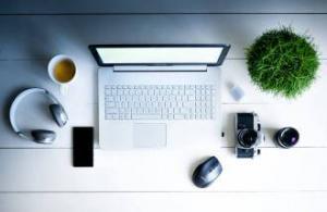 Webdesigner baut schnelle Webseiten