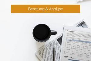 Webseiten Analyse & Beratung