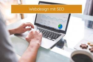 Webdesign mit Suchmaschinenoptimierung
