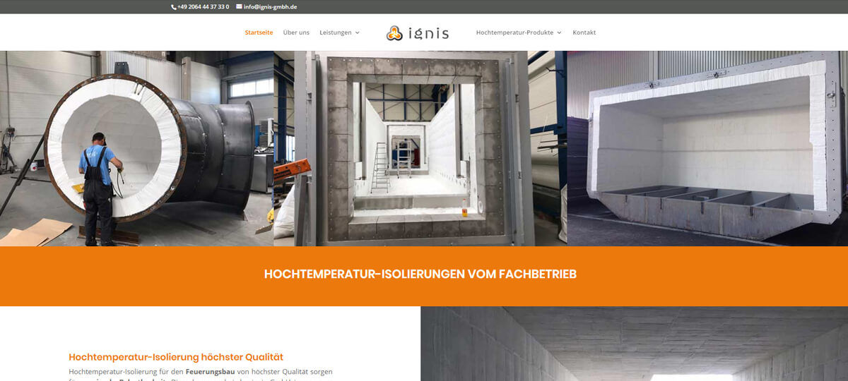 Referenz Ignis GmbH